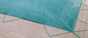 fissaggio copertura invernale aircover