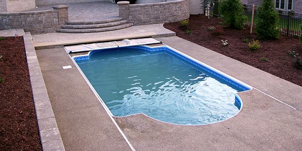 Copertura di Sicurezza per piscina Polartex® 4 SEASONS MIDDLETRACK automatica