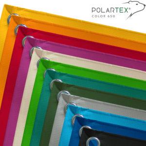 Paletta colori Polartex